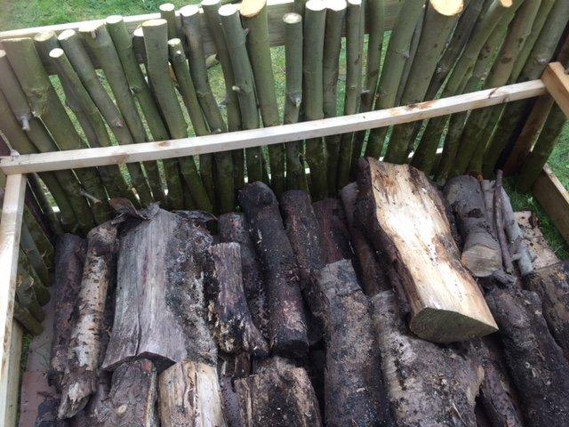 Remplir un carr potager auto fertile en 9 tapes - Jardin potager en bois ...